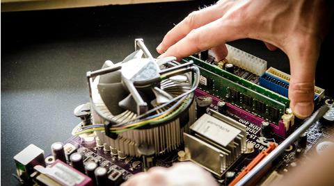 Soporte y mantenimiento de computadores